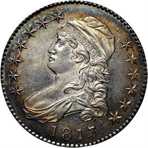 1817/3 50C MS obverse