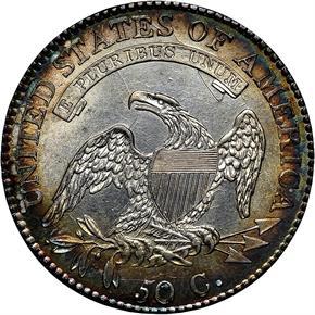 1817/3 50C MS reverse