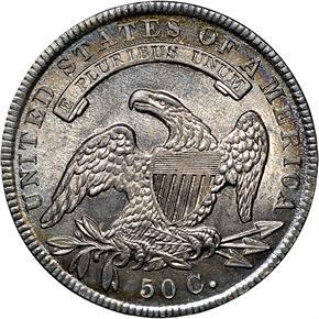 1835 50C MS reverse