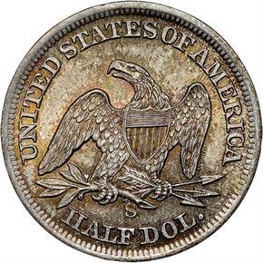 1861 S 50C MS reverse