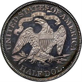1890 50C PF reverse