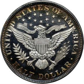 1897 50C PF reverse