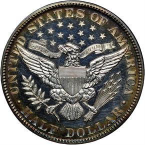 1904 50C PF reverse