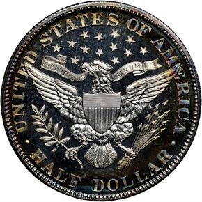 1905 50C PF reverse