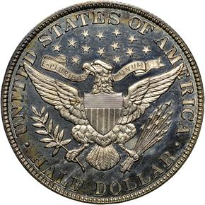 1911 50C PF reverse