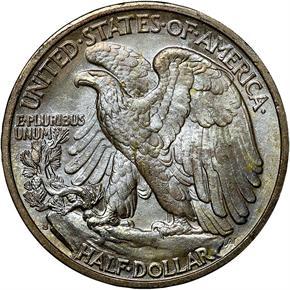 1936 S 50C MS reverse