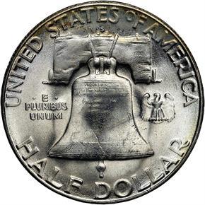 1952 S 50C MS reverse