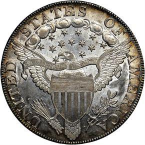 1802 S$1 MS reverse