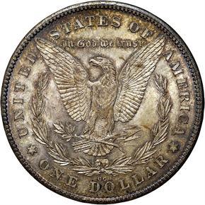 1878 CC S$1 MS reverse
