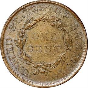 1804 RESTRIKE 1C MS reverse