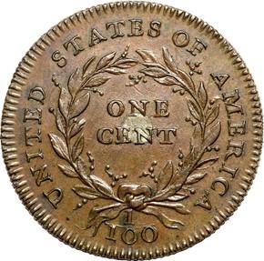 1792 J-1 1C MS reverse