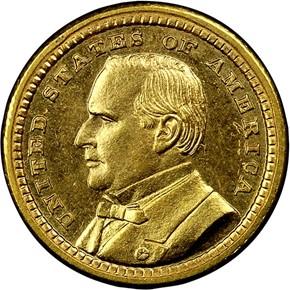 1903 MCKINLEY G$1 MS obverse