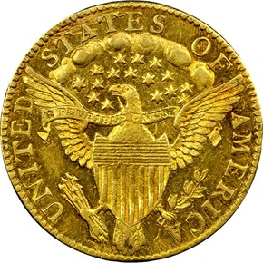 1796 STARS $2.5 MS reverse