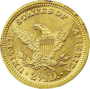 1891 $2.5 MS reverse