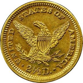 1903 $2.5 PF reverse