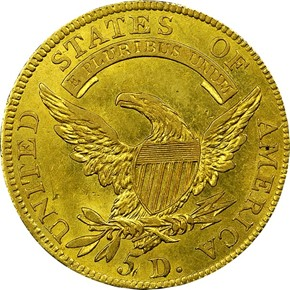 1807 CAPPED $5 MS reverse