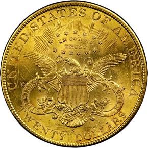 1900 S $20 MS reverse