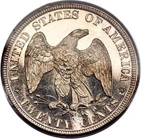 1876 20C PF reverse
