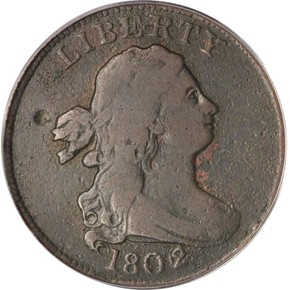 1802/0 REV OF 00 C-1 1/2C MS obverse
