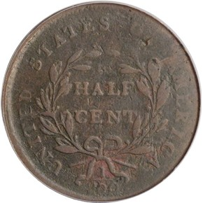 1802/0 REV OF 00 C-1 1/2C MS reverse