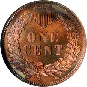 1886 1C PF reverse