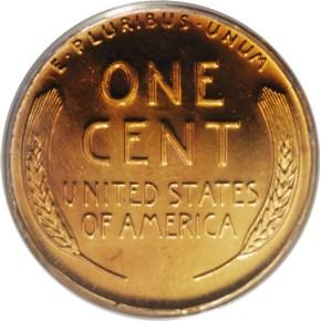 1950 1C PF reverse