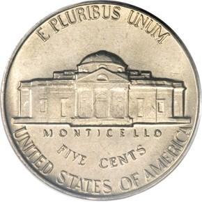1964 5C MS reverse