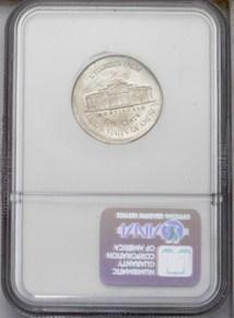 1999 P 5C MS reverse