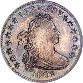 1802 10C MS obverse