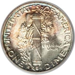 1930 S 10C MS reverse