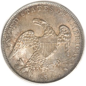 1838 CAPPED B-1 25C MS reverse