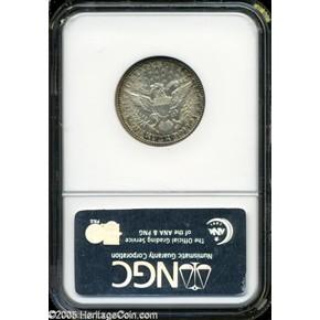 1905 25C MS reverse
