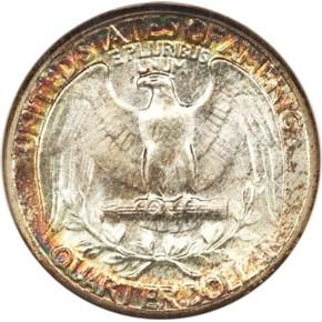 1936 25C MS reverse