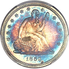 1938 S 25C MS obverse