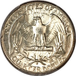 1943 S 25C MS reverse