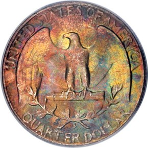 1953 S 25C MS reverse