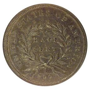 1793 1/2C MS reverse