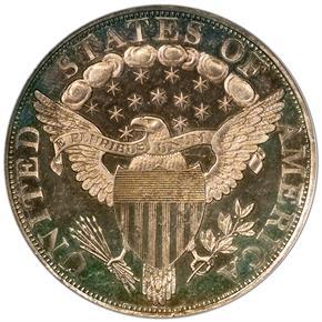 1803 BB-303,B-7 S$1 PF reverse