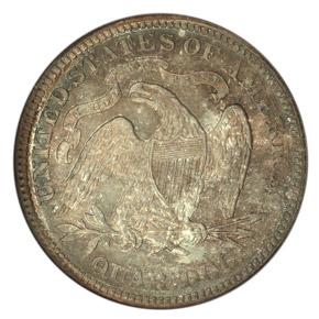 1891 25C MS reverse