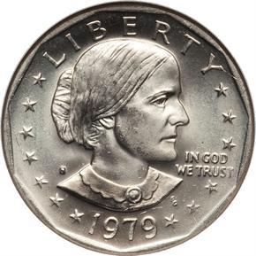 1979 S $1 MS obverse