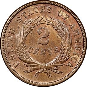1865 2C MS reverse