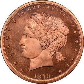 1879 J-1606 S$1 PF obverse
