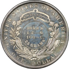 1879 J-1617 S$1 PF reverse