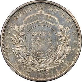 1879 J-1622 S$1 PF reverse