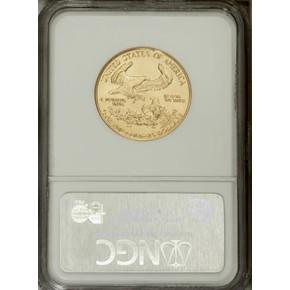 1989 EAGLE G$25 MS reverse