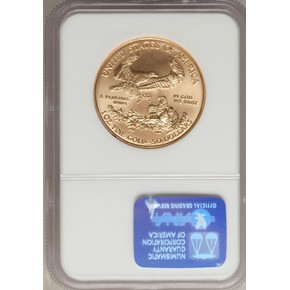 2002 EAGLE G$50 MS reverse