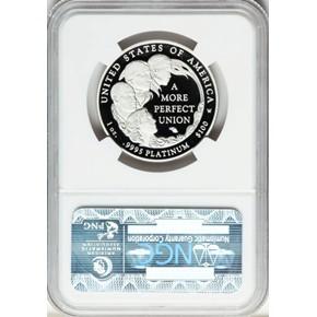 2009 W EAGLE P$100 PF reverse