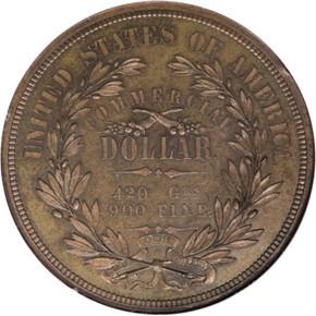 1872 J-1216 T$1 PF reverse