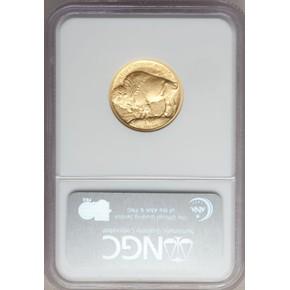 2008 W BUFFALO .9999 FINE G$10 MS reverse