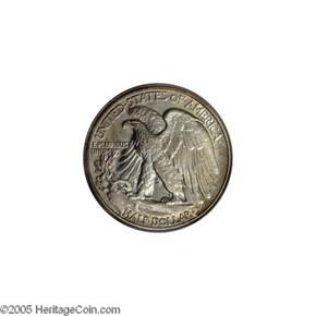 1936 50C PF reverse